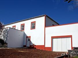 Casa de Almagreira, Vila do Porto