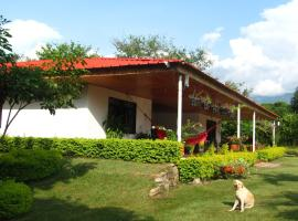 Hotel Campestre Villa Zunilda, Rivera