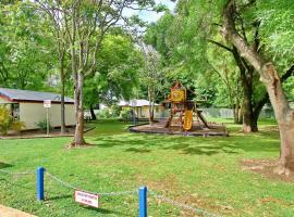 Wangaratta Caravan and Tourist Park, Wangaratta