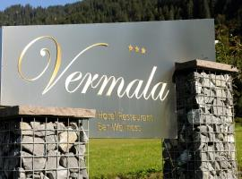 Hotel Vermala, Sankt Gallenkirch