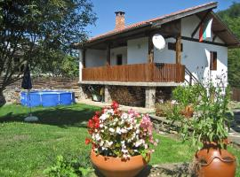 Necho Guest House, Apriltsi