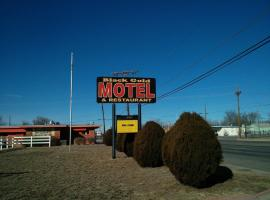 Black Gold Motel, Pampa