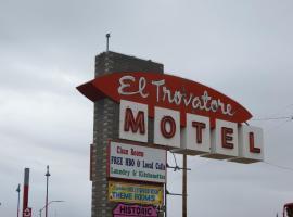 El Trovatore Motel, Kingman