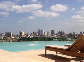 Hotel Alvalade, Luanda