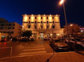 Hotel De La Ville, Чивитавеккья