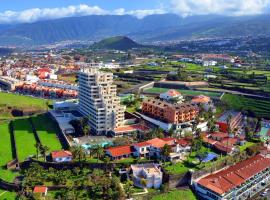 Hotel Panoramica Garden, Los Realejos