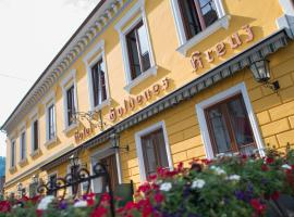 Hotel Goldenes Kreuz, Grein