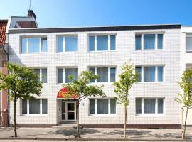 Ferienhaus Papenfuß, Norderney