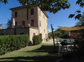 Villa Rosmarino, Montalto delle Marche