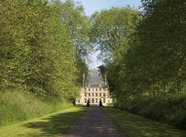 Château de Béneauville, 메르빌프랑세빌플라쥐