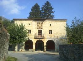 Casona Valle de Soba, Regules