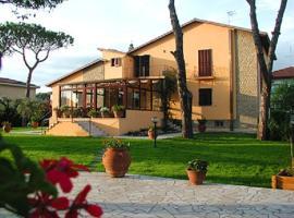 B&B Villa Acero, Marina di Carrara