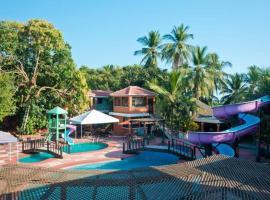 Hotel Villa Barroca, Sipacate