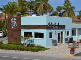 Silver Surf Gulf Beach Resort, 브레이든턴비치