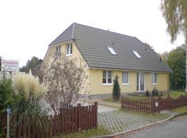 Ferienhaus Mirko Pank, Heringsdorf
