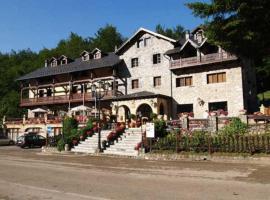 Hotel Rebeco, Fuente De