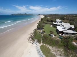 Bluewater on the Beach, Byron Bay
