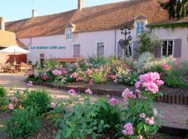 La Chaume des Buis, Saint-Amand-Montrond