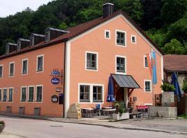 Gasthof zum Brunnen, Mörnsheim