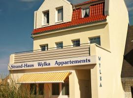 Strandhaus Wylka, Norderney