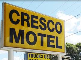 Cresco Motel, Cresco