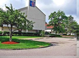 Motel 6 Akron, Montrose