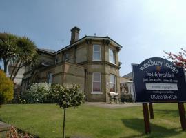 Westbury Lodge, Shanklin