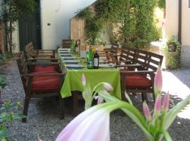 Albergo Sangalli, Boario Terme