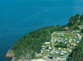 Tråsåvika Camping, Viggja