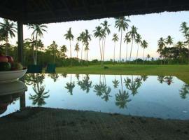 Ifiele'ele Plantation, Maauga