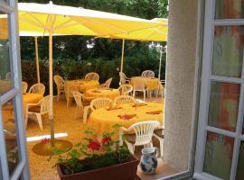 Hotel Restaurant Les Esparrus, Villecroze