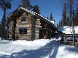 Pukelo Cottage, Salla
