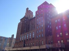 Harlem YMCA, New York