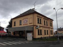Restaurace a Penzion Klatovský Dvůr, Klatovy