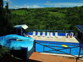 Hotel Cielo Azul Resort, Tilarán