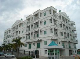MCITI Suites, Rumah Ebet