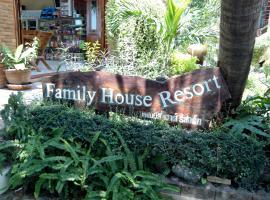 Family House Resort, Haad Rin