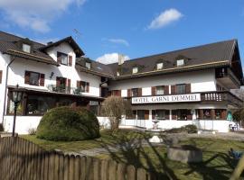 Hotel Garni Demmel, 브룩뮐
