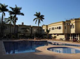 Muffato Plaza Hotel, Foz do Iguasu