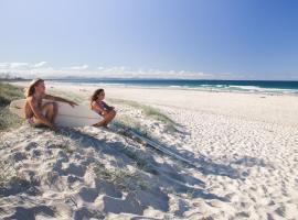 Backpackers Inn On The Beach, Byron Bay