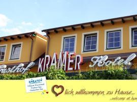 Altstadthotel Gasthof Kramer, Filachas