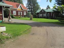 Luomajärven Hevoskievari, Karhoinen