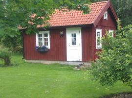 Stensholms Trädgård, Nässjö