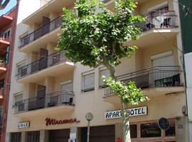 Apart-Hotel Miramar, Badalona