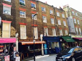 Marchmont Apartments, Londen