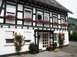 Ferienhaus Haus am Medebach, Olsberg