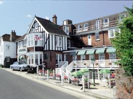 Rye Lodge Hotel & Spa, Rye