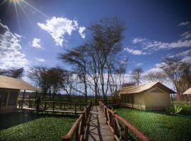 Kiboko Luxury Camp, Naivasha