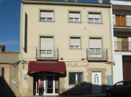 Hostal Restaurante El Surtidor, Caspe