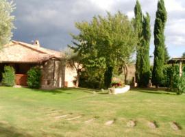 Borgo Matero, Cetona